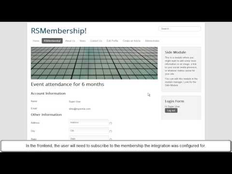 Ep. 68: How to add the RSMembership! subscribers  to the RSMail! mailing list