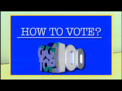 Vote In Good Game's Top 100 Games Of All Time