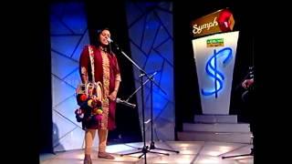 Soumya Sanathanan Sings Vande Mukunda Hare Playing Edakka On Kairali TV, Symphony