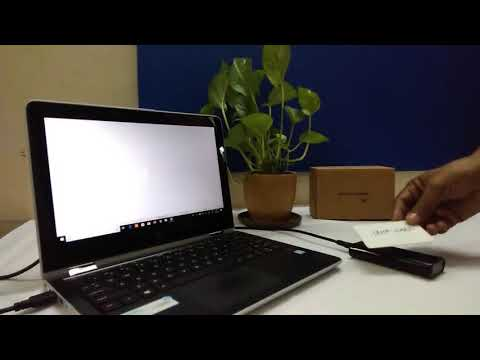 RFID UHF Desktop Reader