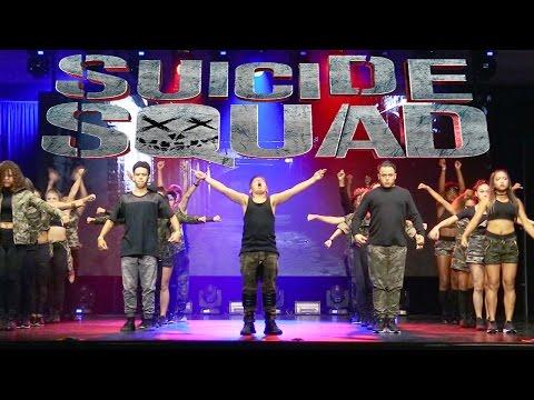 """PURPLE LAMBORGHINI"" - Skrillex & Rick Ross #SuicideSquad   @MattSteffanina Choreography"