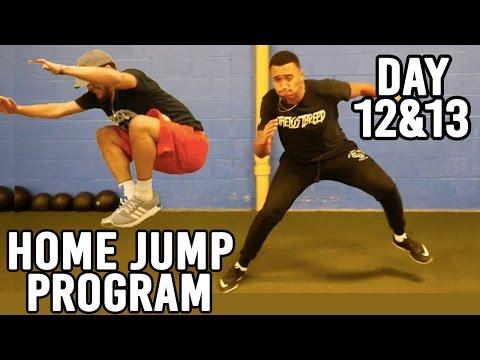FREE 2-Week Home Jump Program | Day 12&13