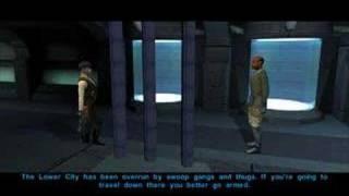 """Star Wars: KOTOR - Part 3 """"Dr. Zelka Forn"""""""