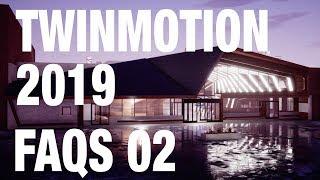 TwinMotion 2019 - LiveLink [Revit]