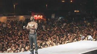 Akon performance Live at New York City 2014