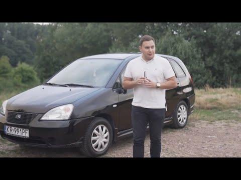 Детальный обзор Suzuki Liana