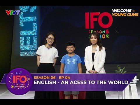 IFOSS6E04 | Tiếng Anh - Chìa khóa bước ra thế giới, Phụ Huynh nên cho con học ngoại ngữ ở tuổi nào?