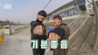 [GOT7's Hard Carry] Congrats! successful applicants Jackson&Yugyeom | Ep.8-10