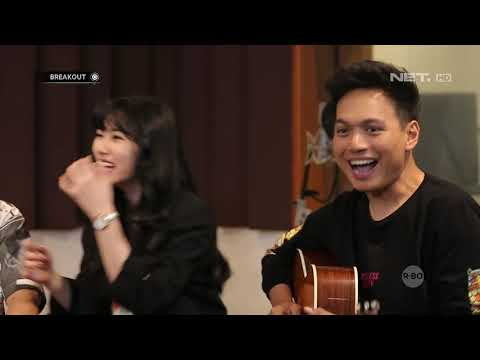 Fun Fact AIR (Afgan, Isyana, Rendy) & Challenge Bikin Lagu Dadakan - BREAKOUT NET