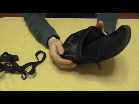 Apertura pacco - La borsa per videocamera