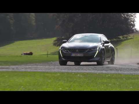 Peugeot  508 Лифтбек класса D - рекламное видео 2