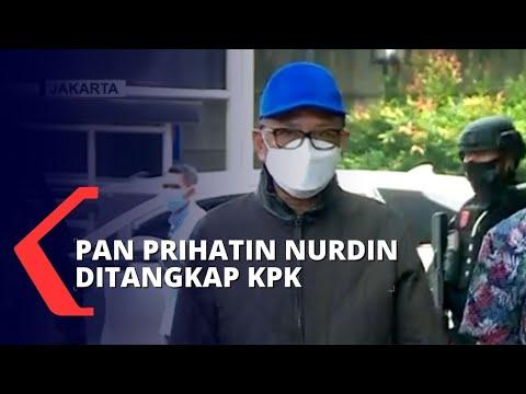 Sebagai Partai Pengusung Nurdin Abdullah, PAN Prihatin Gubernur Sulsel Terjerat Kasus Korupsi