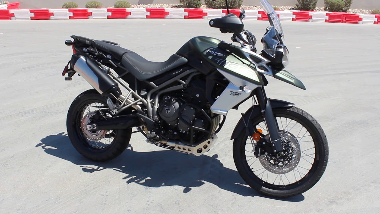 2018 Triumph Tiger 800 Xcx Color For Sale In Scottsdale Az Go