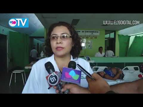 Hospital de Masaya equipado para atender a Pacientes en ruta criticas