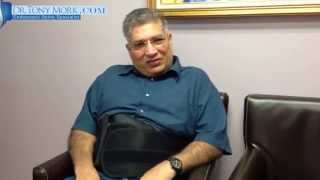 Patient Story of Revision of Previous Spine Surgery - Vijay Khanna