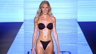 43979a596eb77 Monica Hansen Beachwear Bikini Fashion Show SS2019 Paraiso Fashion Fair  Miami Swim Week 2018 .