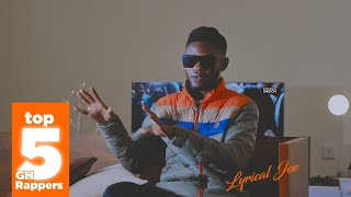 Lyrical Reveals His Top 5 Ghanaian Rappers And How He Comes Up With All The Punchlines