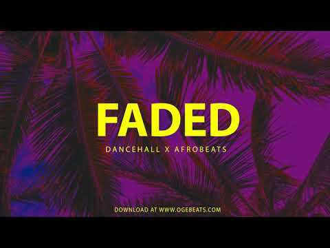 "(FREE) Dancehall Moombahton x Afro Trap Type Beat Instrumental 2019 ""Faded"""
