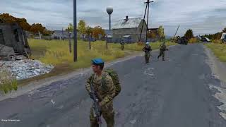 UN Evacuation Event [DayZRP]