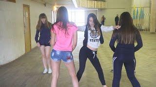 Первомайские школьницы развивают K-pop