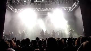preview picture of video 'Nevermore - Enemies Of Reality (live at Le Phare) - 03/01/2011'
