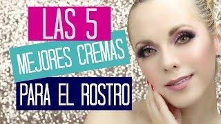 LAS 5 MEJORES CREMAS PARA EL ROSTRO QUE SI FUNCIONAN! Paola Herrera