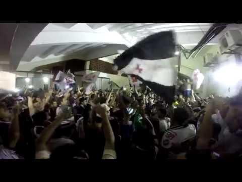 """GDA - Camisas Negras"" Barra: Guerreiros do Almirante • Club: Vasco da Gama"