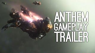 Anthem Gameplay: New Gameplay of Bioware