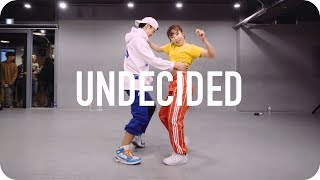 Undecided   Chris Brown  May J Lee X Austin Pak Choreography