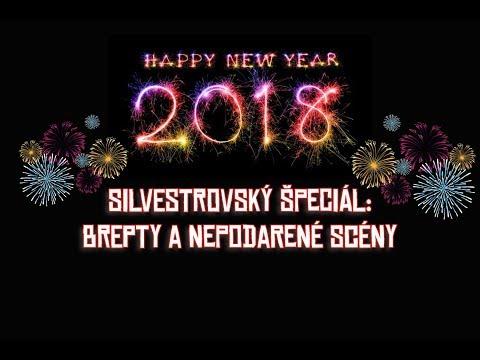 Silvestrovský špeciál / Brepty + Nepodarené scény /