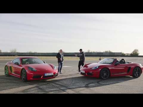 JP Performance Test Drive: The Porsche 718 T Models