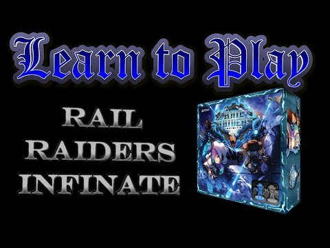Learn to Play: Rail Raiders Infinite