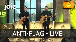 Anti-Flag - Brandenburg Gate (live @ joiz)