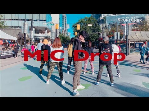 [KPOP IN PUBLIC CHALLENGE] BTS (방탄소년단) 'MIC Drop' Dance Cover by FDS (MAMA dance break ver.)