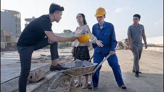 Chủ Tịch Ra Tay Giúp Đỡ Anh Công Nhân Nghèo Bị Ngược Đãi | Coi Thường Và Cái Kết - RKM