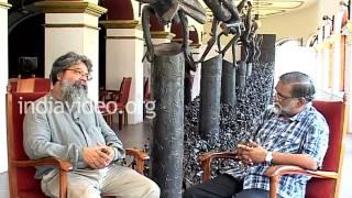 Interview with sculptor K.S Radhakrishnan - Part IX