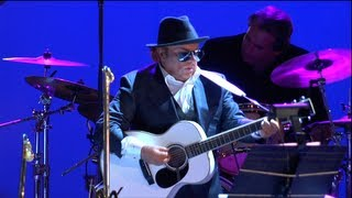 Van Morrison - Sweet Thing  (live at the Hollywood Bowl, 2008)