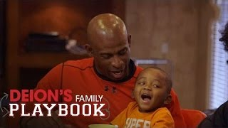 Watch the Season's First Play from Deion's Home Team | Deion's Family Playbook | OWN