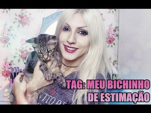 TAG: Meu Animal de Estimação - Chantelle