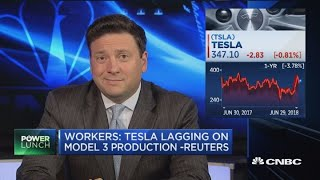 5,000 Model 3s a week is the path to profitability for Tesla, says analyst