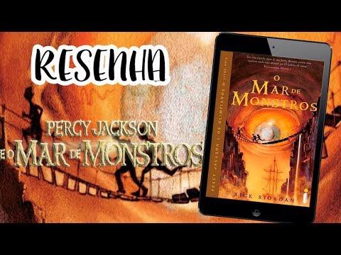 Resenha: Percy Jackson e o Mar de Monstros #Livro2