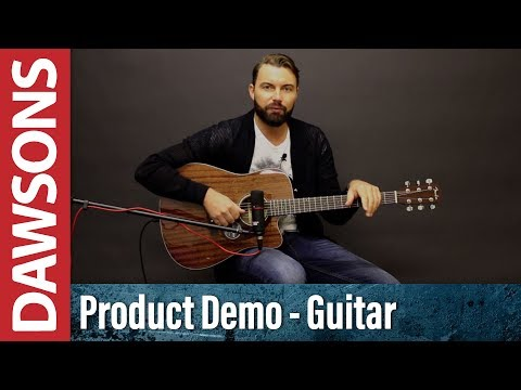 Fender CD-140SCE Mahogany Electro Acoustic Guitar Review