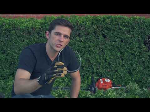 Stihl HS 45 Hedge Trimmer Review – Texas Home Improvement