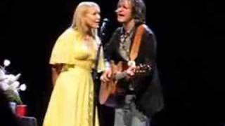 Jewel and Steve Poltz - I Thought  Last Night  11/16/07