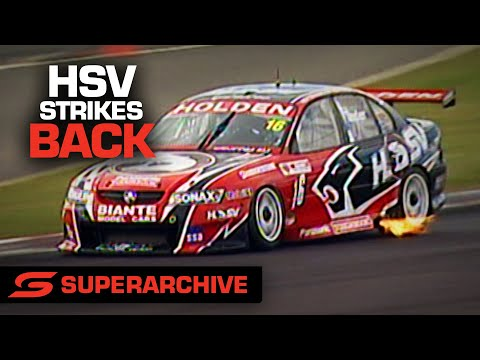 SUPERCARS 2021 OTR スーパースプリント RACE27のハイライト動画