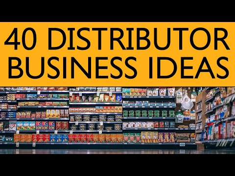 , title : '40 Distributor BUSINESS IDEAS to Start your Own Business in 2021