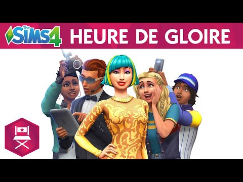 Bande-annonce officielle Les Sims 4 : Heure de gloire de Les Sims 4