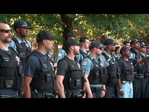 Federal judge approves consent decree to reform Chicago Police Department