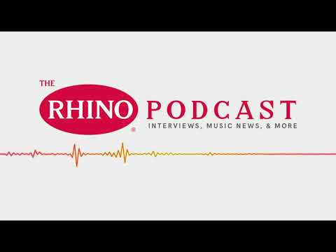 The Rhino Podcast #33 - Woodstock Part 1: Celebrating the 50th anniversary