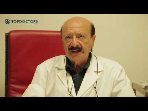 Calcificazioni nel farmaco della prostata